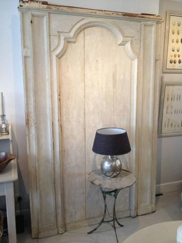 18TH CENTURY FRENCH CHATEAU PANEL