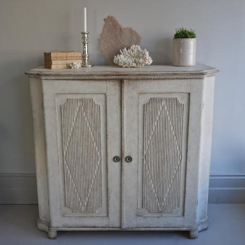 EXTRAORDINARY SWEDISH GUSTAVIAN STYLE BUFFET