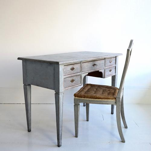 RARE SWEDISH GUSTAVIAN STYLE WRITING DESK