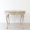 RARE SWEDISH ROCOCO EXTENSION TABLE - picture 4