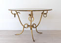 EXTRAORDINARY RÉNE DROUET MIRRORED COFFEE TABLE - picture 2
