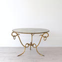 EXTRAORDINARY RÉNE DROUET MIRRORED COFFEE TABLE - picture 3