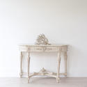 VERY FINE 19TH CENTURY FRENCH MARBLE CONSOLE TABLE - picture 7
