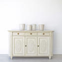 GRAND SCALE SWEDISH GUSTAVIAN STYLE SIDEBOARD - picture 1