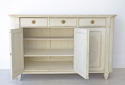 GRAND SCALE SWEDISH GUSTAVIAN STYLE SIDEBOARD - picture 4