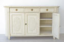 GRAND SCALE SWEDISH GUSTAVIAN STYLE SIDEBOARD - picture 5