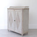 DECORATIVE SWEDISH GUSTAVIAN STYLE SIDEBOARD - picture 2