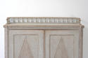 DECORATIVE SWEDISH GUSTAVIAN STYLE SIDEBOARD - picture 4