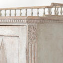DECORATIVE SWEDISH GUSTAVIAN STYLE SIDEBOARD - picture 6