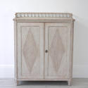 DECORATIVE SWEDISH GUSTAVIAN STYLE SIDEBOARD - picture 7