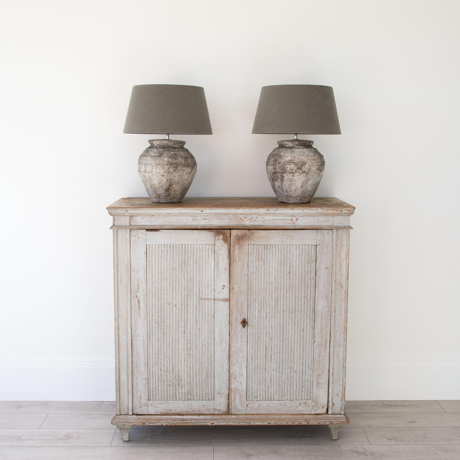 GUSTAVIAN SIDEBOARD IN UNTOUCHED ORIGINAL COLOUR