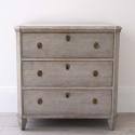 PAIR OF RICHLY CARVED GUSTAVIAN STYLE CHESTS - picture 4