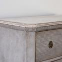PAIR OF RICHLY CARVED GUSTAVIAN STYLE CHESTS - picture 5