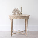 BEAUTIFUL SWEDISH GUSTAVIAN STYLE LAMP TABLE - picture 1