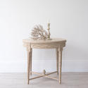 BEAUTIFUL SWEDISH GUSTAVIAN STYLE LAMP TABLE - picture 10