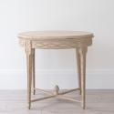 BEAUTIFUL SWEDISH GUSTAVIAN STYLE LAMP TABLE - picture 2