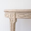 BEAUTIFUL SWEDISH GUSTAVIAN STYLE LAMP TABLE - picture 3