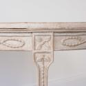 BEAUTIFUL SWEDISH GUSTAVIAN STYLE LAMP TABLE - picture 4