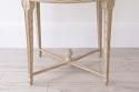 BEAUTIFUL SWEDISH GUSTAVIAN STYLE LAMP TABLE - picture 7
