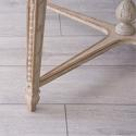 BEAUTIFUL SWEDISH GUSTAVIAN STYLE LAMP TABLE - picture 9