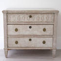 FINE PAIR OF LATE 19TH CENTURY GUSTAVIAN STYLE CHESTS - picture 3