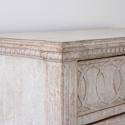 FINE PAIR OF LATE 19TH CENTURY GUSTAVIAN STYLE CHESTS - picture 4