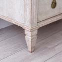 FINE PAIR OF LATE 19TH CENTURY GUSTAVIAN STYLE CHESTS - picture 5