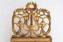 EXTRAORDINARY LOUIS XVI PERIOD MERCURY GLASS MIRROR - picture 6