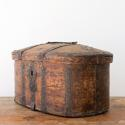 GORGEOUS SWEDISH GUSTAVIAN TRUNK DATED 1811 - picture 2