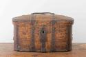 GORGEOUS SWEDISH GUSTAVIAN TRUNK DATED 1811 - picture 3