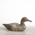 ANTIQUE DECOY DUCK IN GORGEOUS ORIGINAL PATINA - picture 2