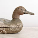 ANTIQUE DECOY DUCK IN GORGEOUS ORIGINAL PATINA - picture 3