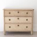 MID 19TH CENTURY SWEDISH GUSTAVIAN STYLE CHEST - picture 1