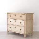 MID 19TH CENTURY SWEDISH GUSTAVIAN STYLE CHEST - picture 2
