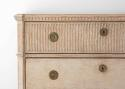 MID 19TH CENTURY SWEDISH GUSTAVIAN STYLE CHEST - picture 4