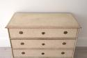 DECORATIVELY CARVED SWEDISH GUSTAVIAN PERIOD CHEST - picture 7