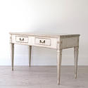 HANDSOME SWEDISH GUSTAVIAN DESK OR CONSOLE TABLE - picture 1