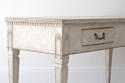 HANDSOME SWEDISH GUSTAVIAN DESK OR CONSOLE TABLE - picture 5