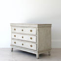 VERY FINE GUSTAVIAN PERIOD SCANDINAVIAN CHEST - picture 1