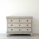 VERY FINE GUSTAVIAN PERIOD SCANDINAVIAN CHEST - picture 2