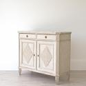 RICHLY CARVED SWEDISH GUSTAVIAN BUFFET - picture 1