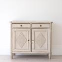 RICHLY CARVED SWEDISH GUSTAVIAN BUFFET - picture 2