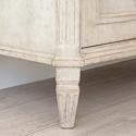 RICHLY CARVED SWEDISH GUSTAVIAN BUFFET - picture 7