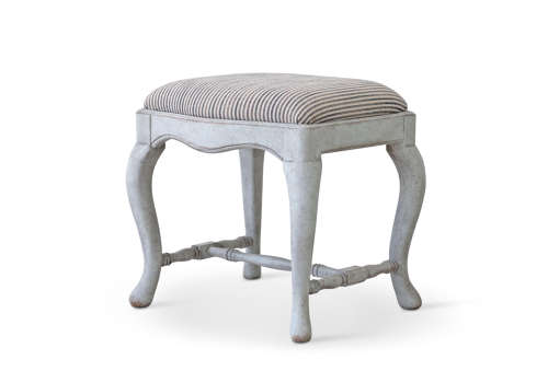 ANNIKA SWEDISH BAROQUE STOOL