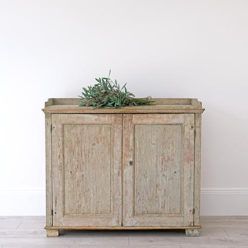 GUSTAVIAN PERIOD SIDEBOARD IN ORIGINAL PAINT