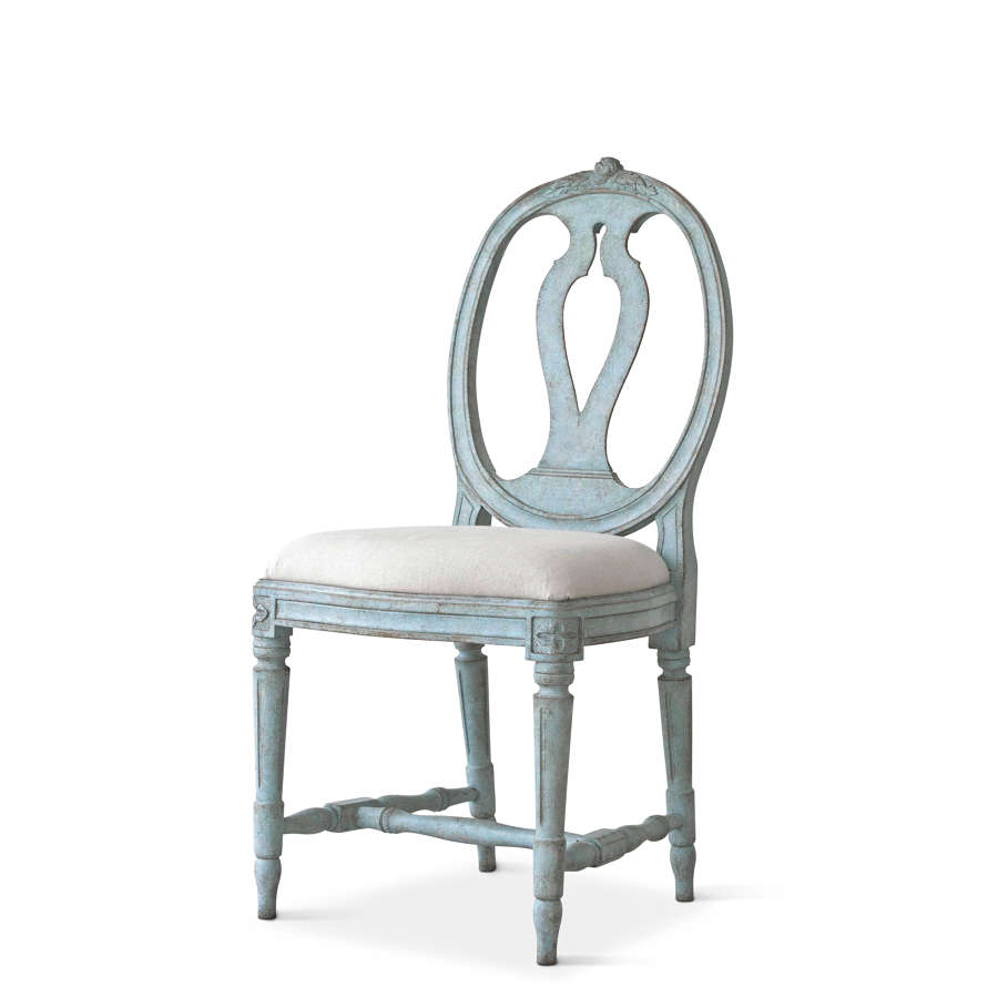 ROSA GUSTAVIAN DINING CHAIR