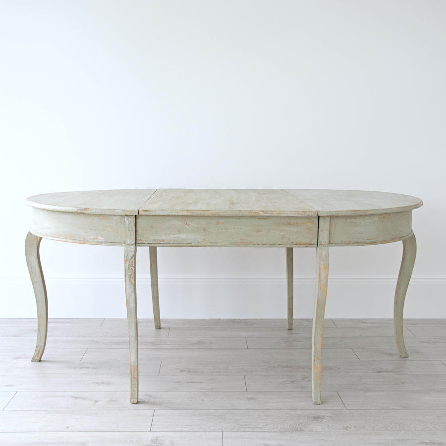 SWEDISH ROCOCO DINING TABLE