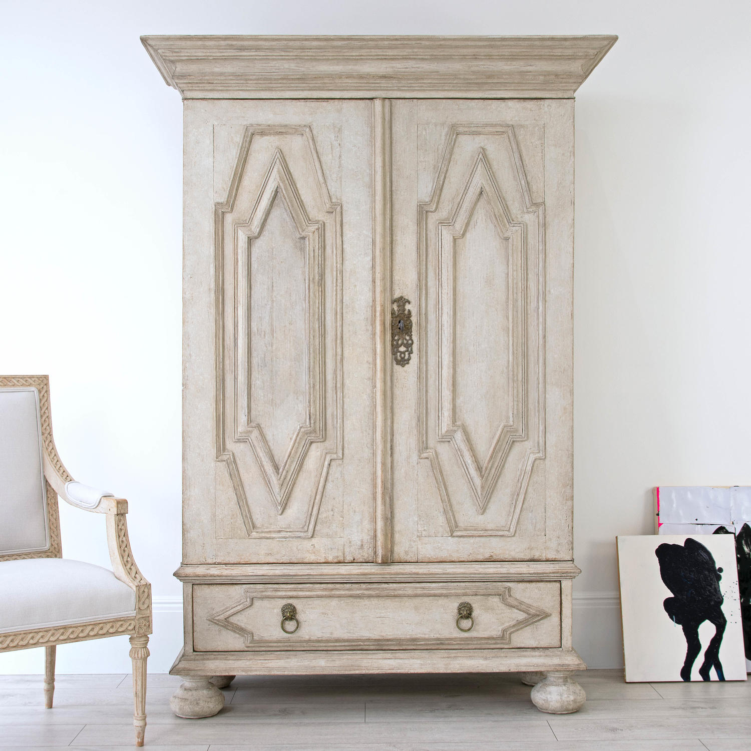 BAROQUE PERIOD CABINET