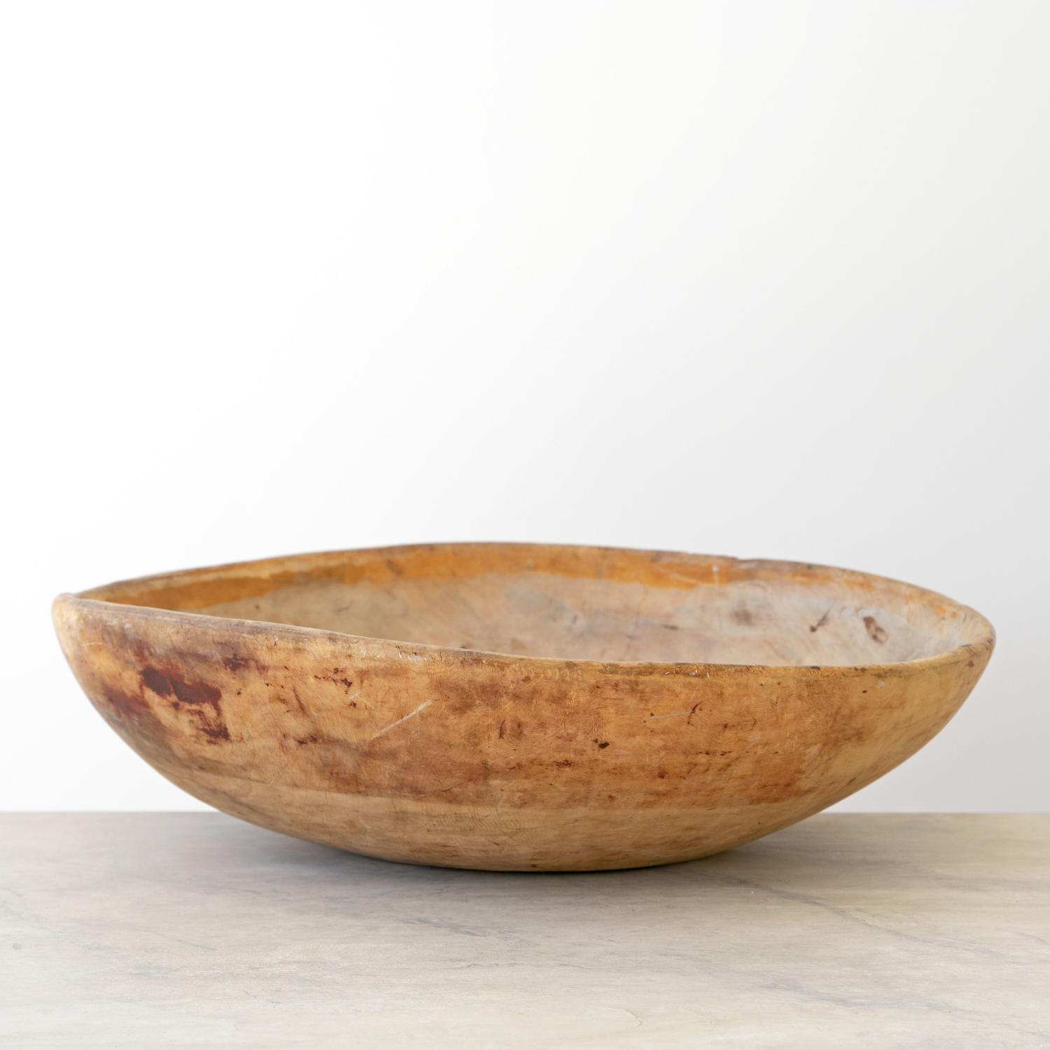 LARGE SWEDISH ROOT BOWL