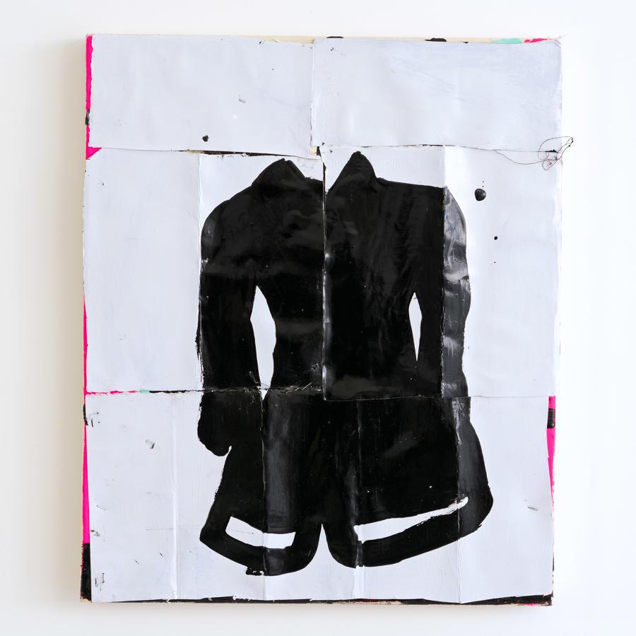 BLACK COAT BY HELEN TURNER